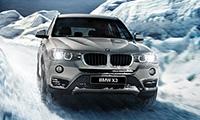 BMW X3 в Независимость.