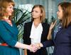 Как стать успешной: основные правила делового этикета