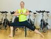Фитнес-йога для людей с избыточным весом