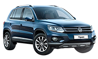 VW Tiguan– спеццены!