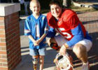 Фото мальчика-инвалида вдохновило людей