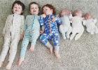 22-летняя мама родила шестерых детей (фото)