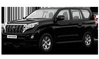 Новый Toyota LC Prado!