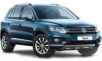 Спецсерия  VW Tiguan Club
