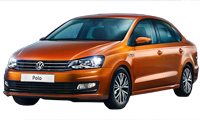 VW Polo Allstar – до 30.04