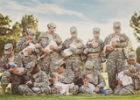 Мамы-солдаты в американской армии (фото)