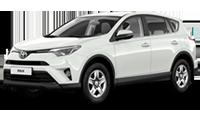 Новый Toyota RAV4 ждет