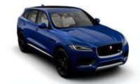 Новый Jaguar F-Pace!