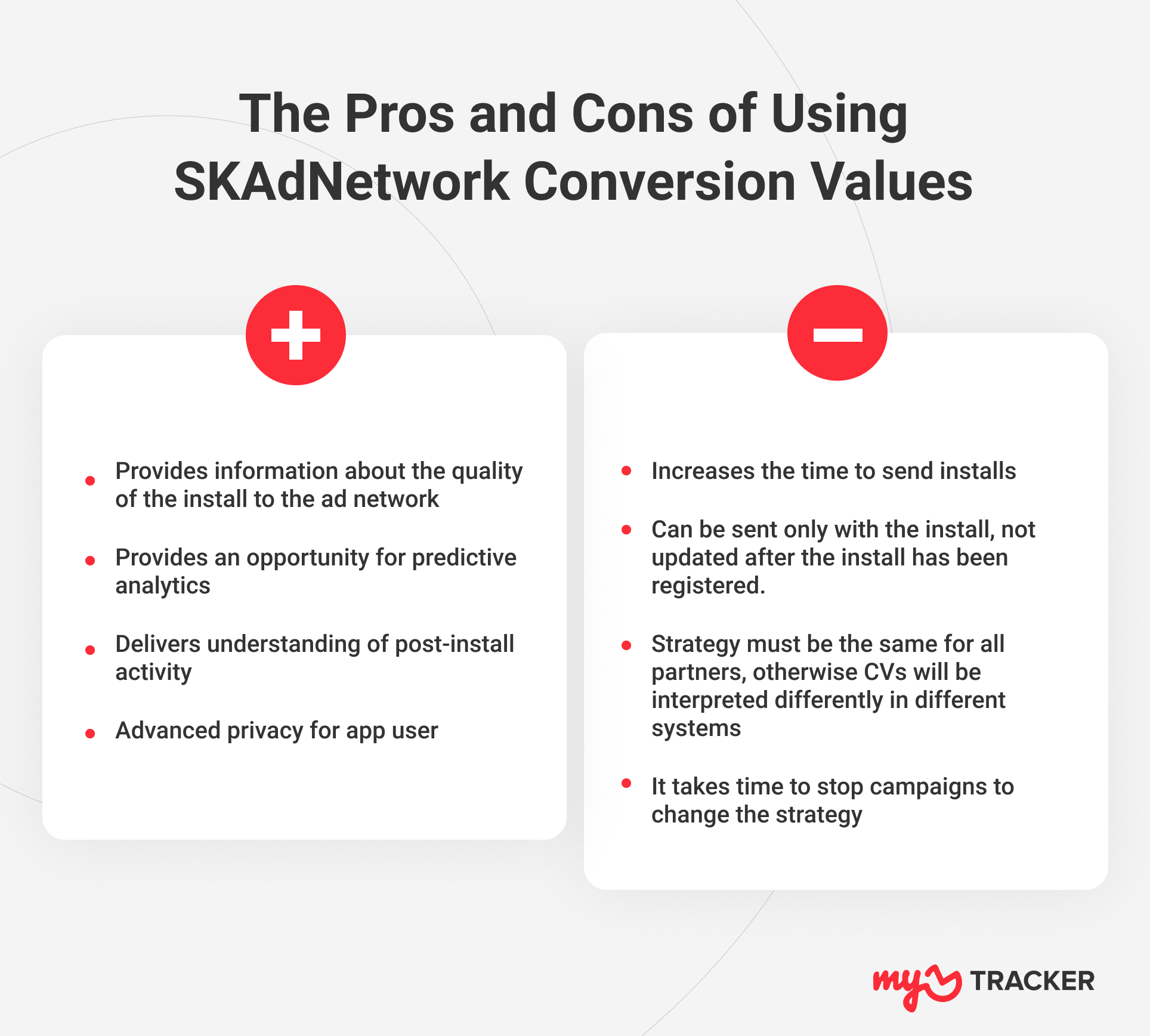 pros and cons of skadnetwork conversion values