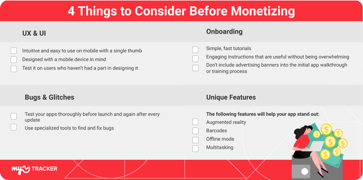 how to prepare for app monetization