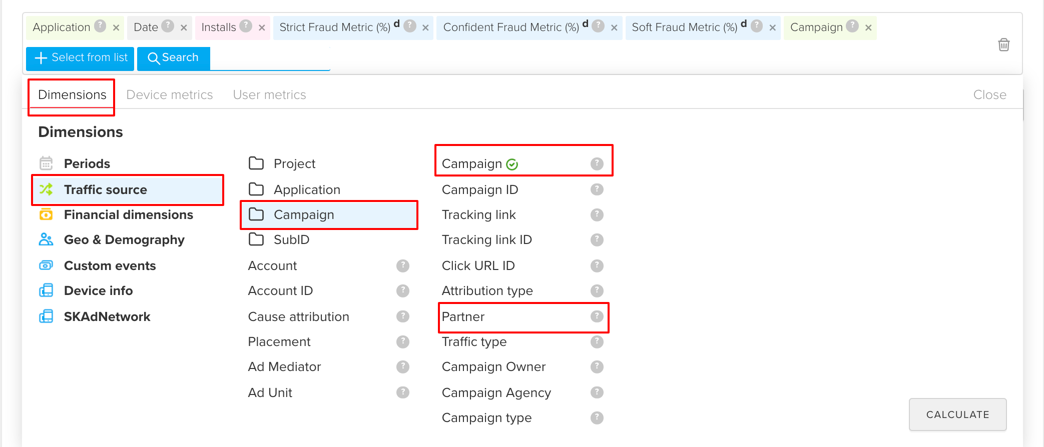 fraud traffic sources fraud scanner