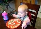 Самый странный детский смех (видео)