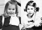 Принцесса Шарлотта стала копией бабушки