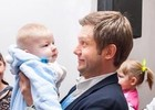 Борис Корчевников впервые станет отцом