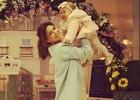 Климова впервые показала младшую дочь
