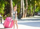 Девочку с чемоданом поймали на вокзале