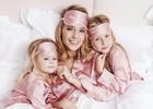 Мамы и дочки в одинаковых нарядах