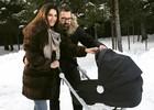 Алексей Рыжов о маленькой дочке