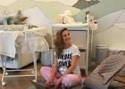 Ковальчук показала спальню дочки