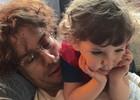 Новые фото детей Пугачевой и Галкина