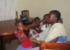 Реакция детей в Африке на русскую оперу