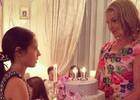 Дочь Волочковой отметила 11-летие