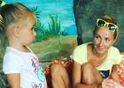 Татьяна Навка с дочкой на отдыхе (фото)