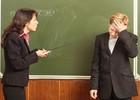Учитель устроил скандал из-за подарка
